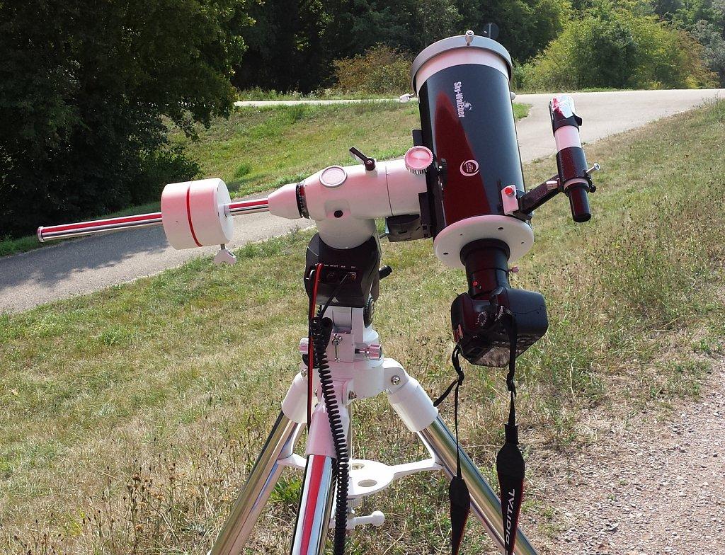 Ausrüstung zum ISS Transit